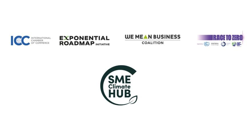 SME Climate Hub är ett gemensamt initiativ från ICC, Exponential Roadmap Initiative, We Mean Business Coalition och FN:s kampanj Race to Zero