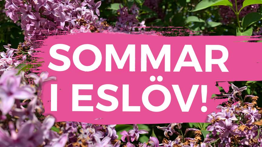 En hel del evenemang kan genomföras i Eslöv i sommar trots cornapandemin.