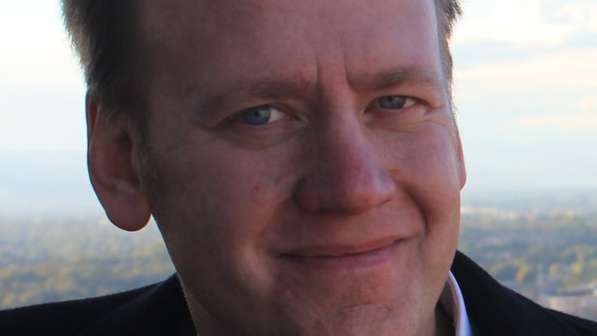 Björn Westerström, Pauli gymnasium, är Sydsveriges bästa lärare 2012!