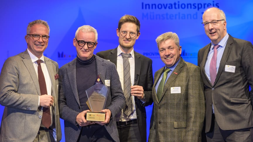 Innovationspreis Münsterland 2019