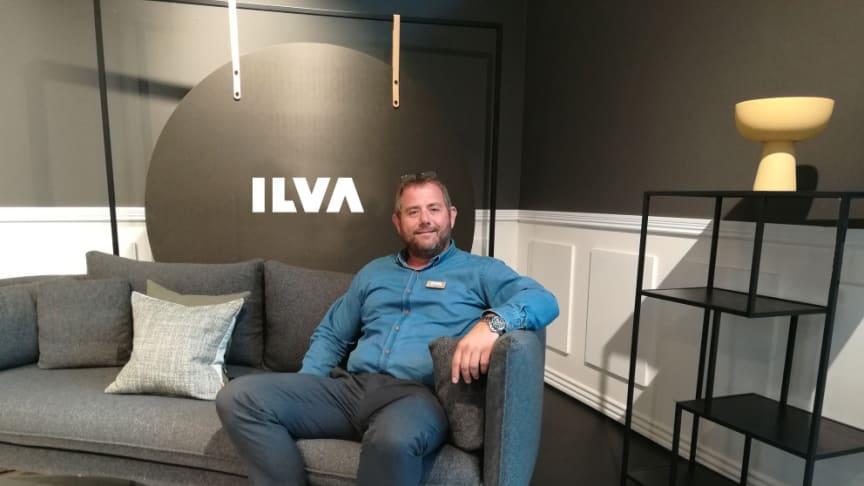 Butikschef Dan Rønnenkamp er begejstret for at være ansvarlig for ILVA Lyngby, og sætter en ære i skabe gode oplevelser for kunden.