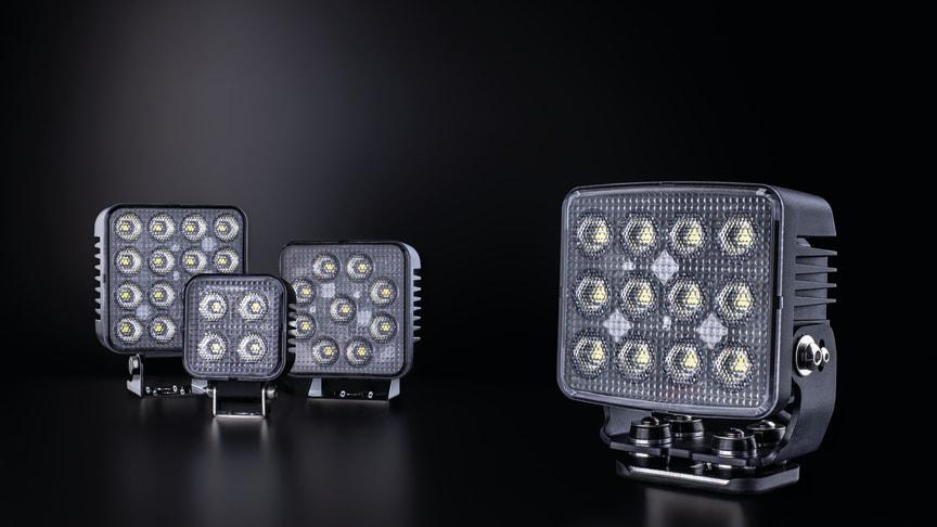 Nya Unity-serien från Strands Lighting Division består av fyra modeller