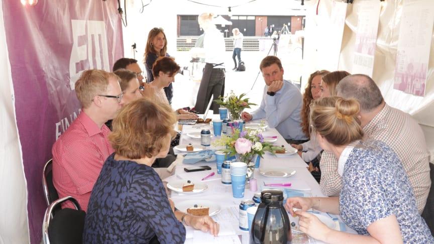 Einar Mattsson: Social hållbarhet kräver långsiktighet och samverkan