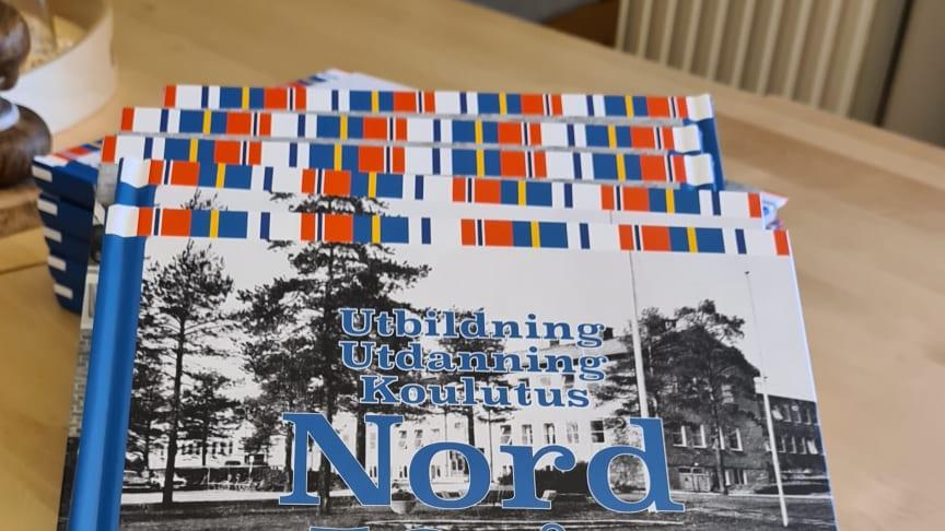 Utbildning Nord jubilerar i år och har tagit fram en jubileumsbok