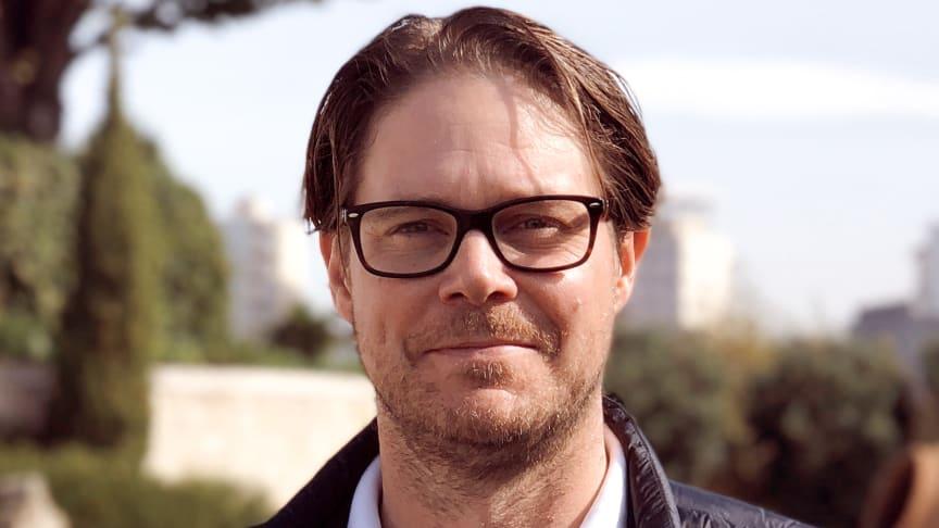 Fredrik Hedblom, vd på Jetshop