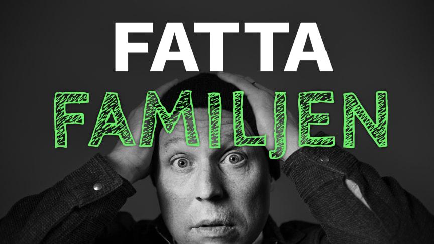 UR:s Fatta familjen är nominerat till Guldörat som Årets radioprogram. Foto: Petter Trens.