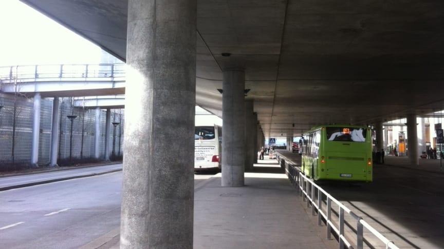 Trivector förser bussterminalen på Oslo Airport med nytt informationssystem!