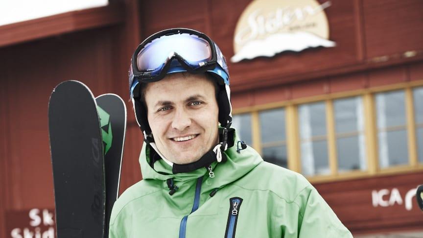 Johan Thorn blir destinationschef i Stöten