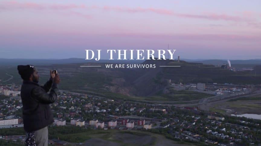 Filmpremiär: Dj Thierry 5 april 2018