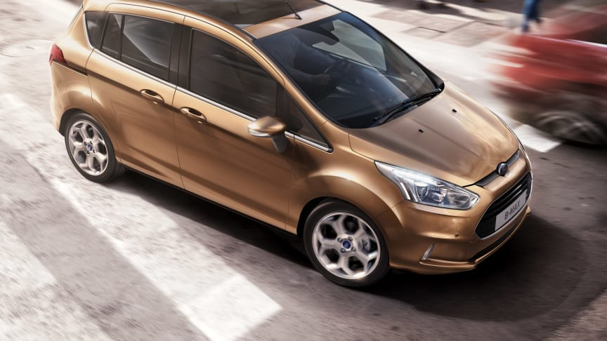 FORD B-MAX - BEST IN CLASS