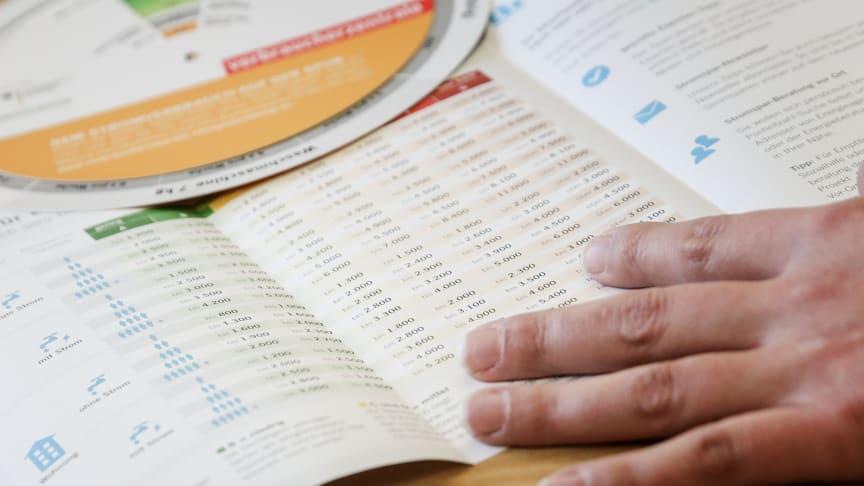 Bei einem kostenlosen Beratungsgespräch erhalten Ratsuchende Tipps und Infos zu den Themen Energiesparen, Sanierung oder Fördermitteln