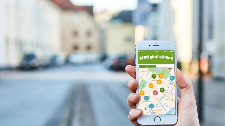 En dansk madspilds-app, der hjælper danskerne med at spare penge på fødevarekøb i butikker og samtidig mindsker madspild vinder international innovationspris fra SAP.