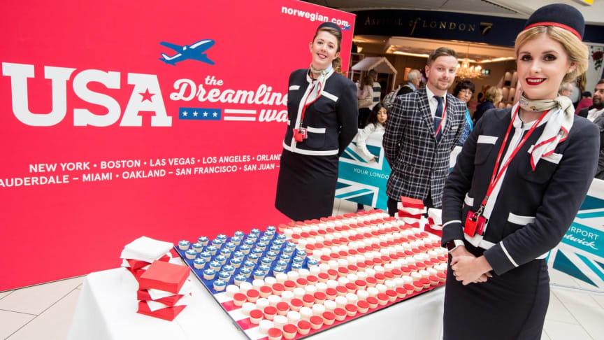 Norwegian cerró 2018 como la mayor aerolínea no-norteamericana en Nueva York, por primera vez