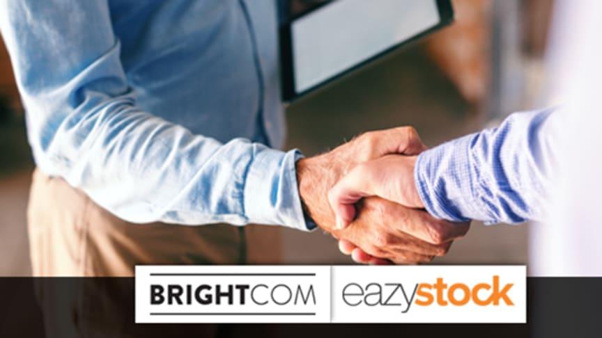 EazyStock och BrightCom inleder partnerskap för att hjälpa små-medelstora företag automatisera inköp och optimera lager med Microsoft Dynamics 365 Business Central (tidigare NAV)