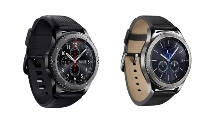 Samsung Gear S3 on nyt täällä – älykello yhdistää teknologian, muotoilun ja muodin uudella tavalla