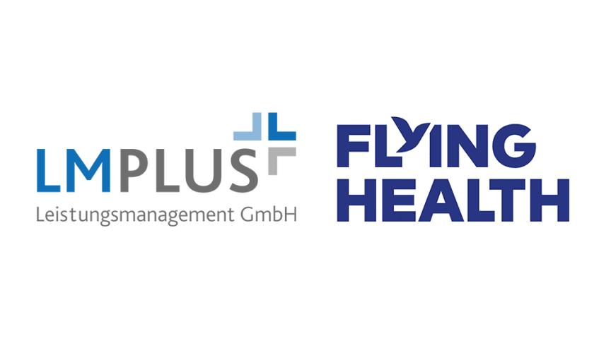 LM+ und Flying Health entwickeln eine gemeinsame Zukunftsstrategie