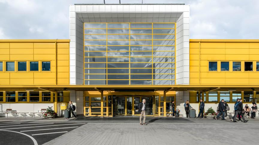Foto: Malmö Airport, Swedavia, Kalle Sanner