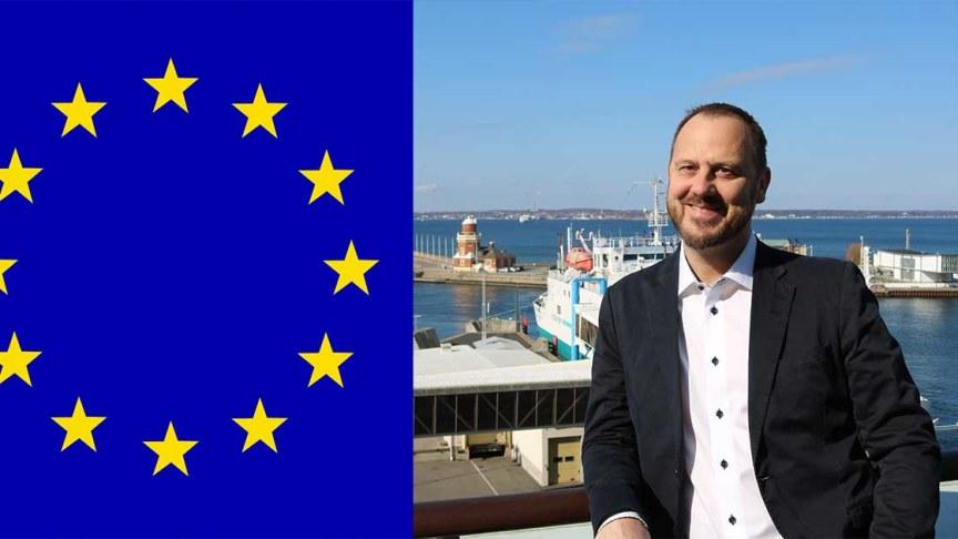 Småföretagarnas Riksförbunds ordförande Peter Thörn inbjuden till EU för att diskutera småföretagens förutsättningar