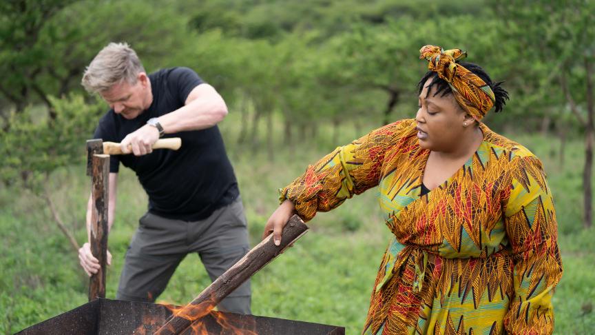 Gordon Ramsay: På ny mark säsong 2 (Sydafrika)