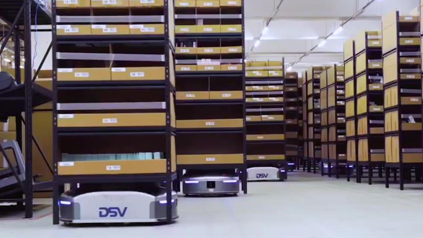 DSV accelerates innovation through Plug and Play