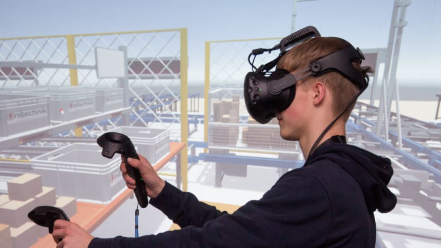 IT-Tage bei BPW: Virtual Reality