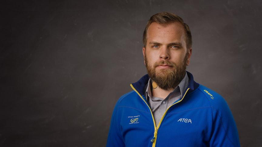 Viktor Hedberg, Security Architect