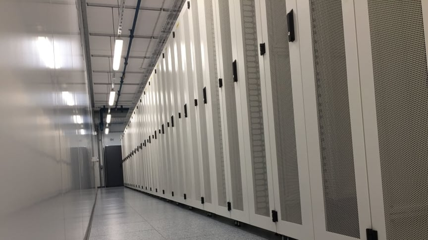 The Agency for Governmental IT Services is moving in