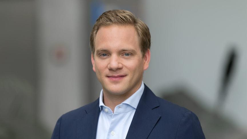Sebastian Trischler- Geschäftsführer Mattel GmbH