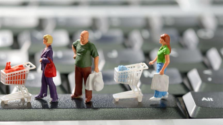 Handle enkelt på nett og få varene hjem!