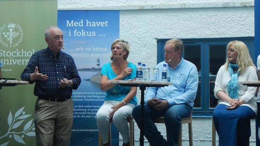 Allan Larsson får pris för Östersjöengagemang
