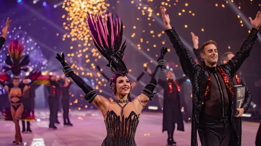 HOLIDAY ON ICE feiert erfolgreiche Premiere von SHOWTIME in Magdeburg