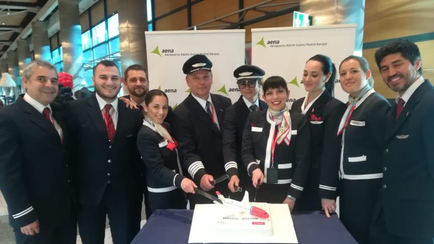 Norwegian inaugura hoy su ruta entre Madrid y Boston
