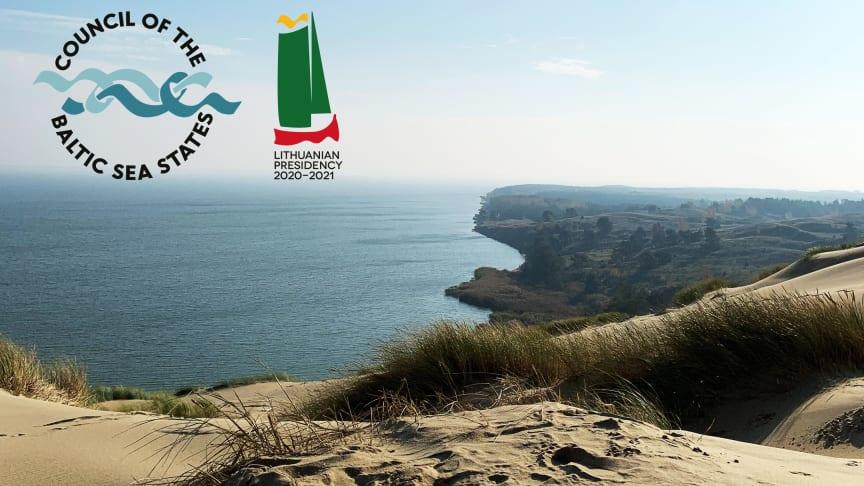 Idag tar Litauen över ordförandeskapet för Östersjöstaternas råd.