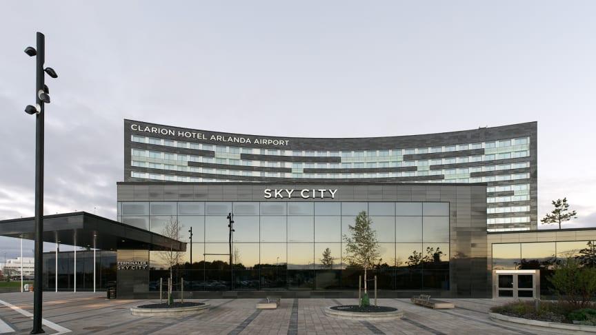 Clarion Hotel Arlanda Airport i samarbete med Samhall, Arbetsförmedlingen & Sigtuna Kommun