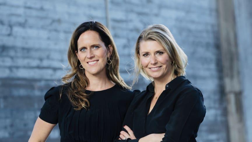 Unitelys grundare Terése Hammarsten och Marie Grabe.