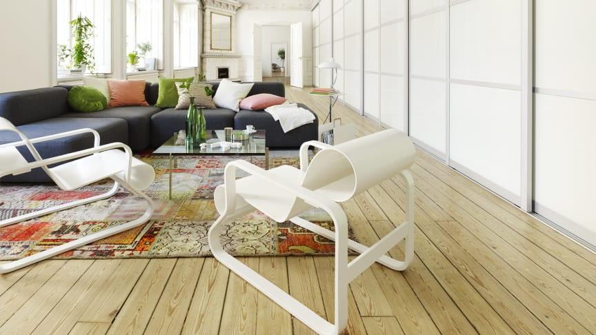 Elfa_ Dela av rummet och skapa en effektiv förvaringsvägg.