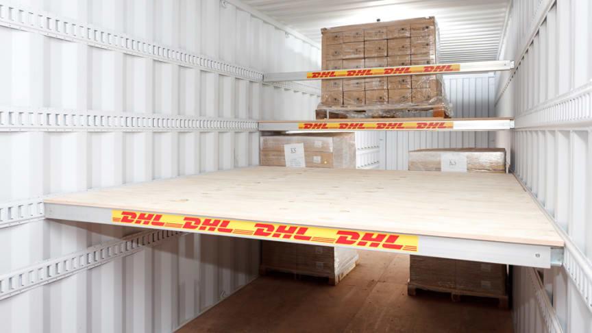 DHL lanserar ny containerlösning för sjötransporter