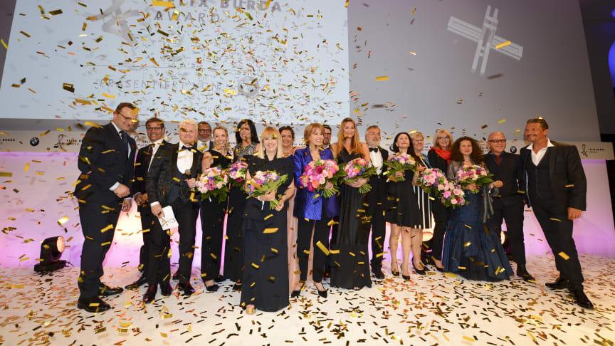 Die Preisträger des Felix Burda Award 2018