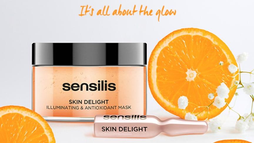 Skin Delight Vitamin C - Gled deg til en glødende og strålende hud i høst!