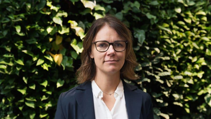 Maria Graner, generalsekreterare på Folkbildningsrådet