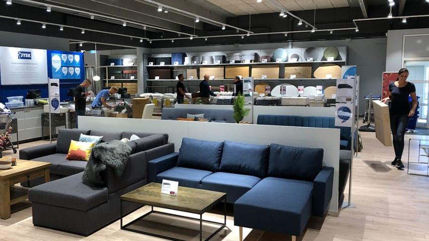 JYSK deschide un magazin în Balotești si ajunge la 81 de magazine în România
