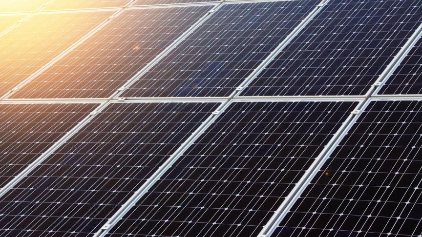 Solkarta över Ängelholm ger råd om solenergi