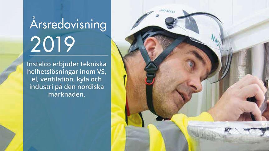 Instalco vann priset Sveriges bästa årsredovisning