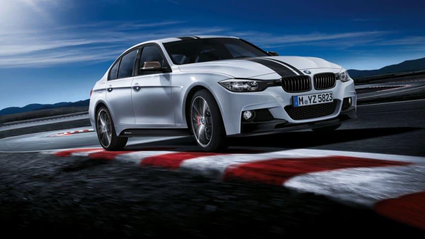 BMW blir Official Car i STCC 2013