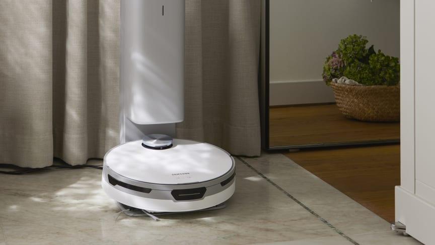 Samsung lanserar den smarta robotdammsugaren Jet Bot 90 AI+