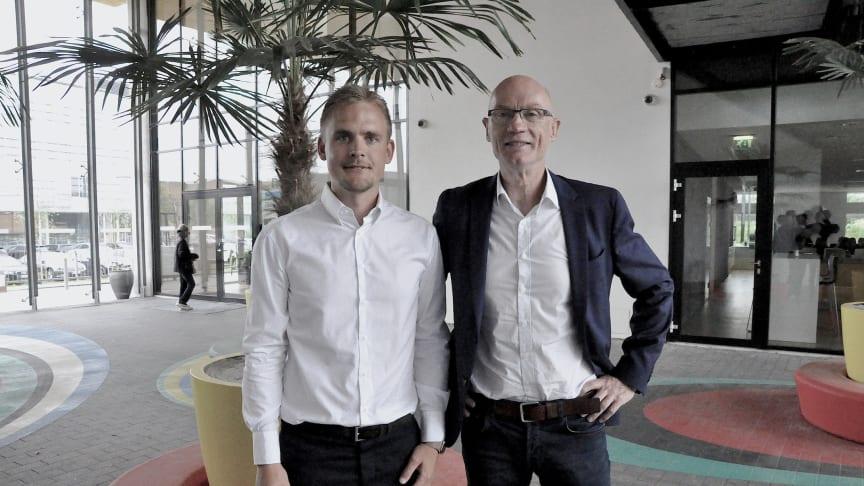 Foto: Visma/PR: Mads Rebsdorf, Visma og Finn Conradsen, Proløn