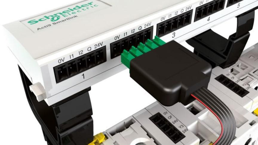 Nye muligheter for full kommunikasjon i elektriske installasjoner med Acti 9 Smartlink
