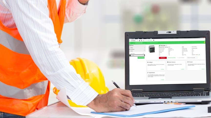 Schneider Electric lanserer i disse dager programvaren EcoStruxure Power Build for konfigurering og design av Prisma tavlesystem.