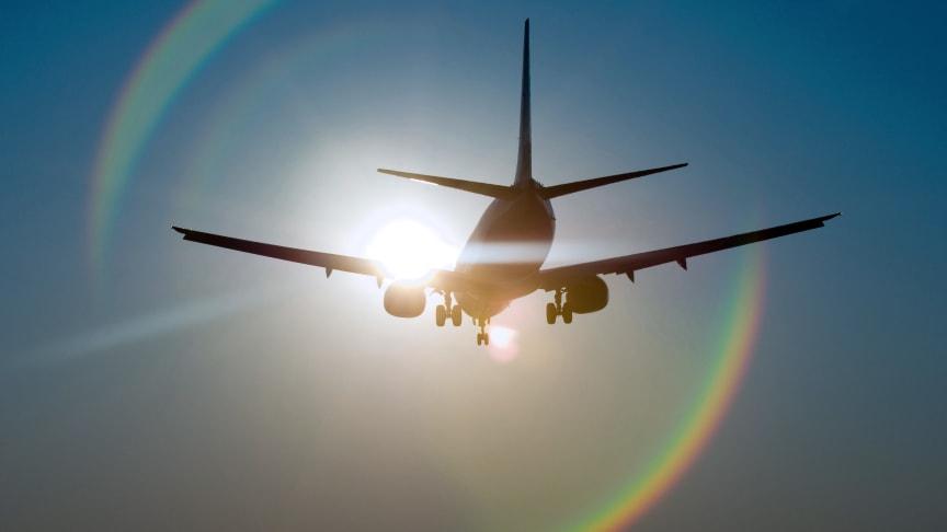 Resandet fortsätter öka via Arlanda