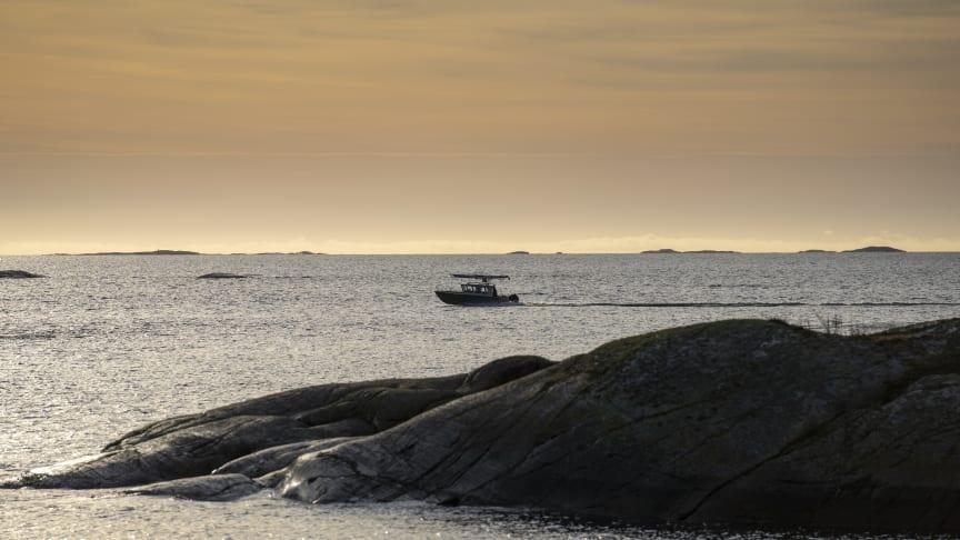 Alukin aluminiumbåtar siktar mot Åland!
